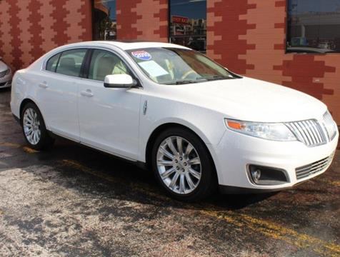 2010 Lincoln MKS for sale in Everett, WA