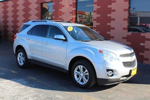 2013 Chevrolet Equinox for sale in Everett, WA