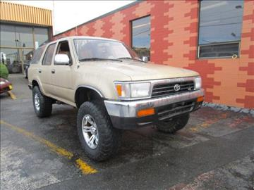 1995 Toyota 4Runner for sale in Seattle, WA