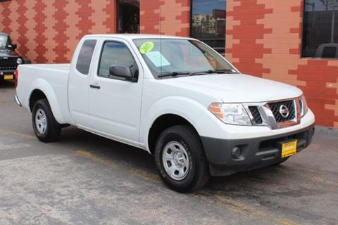 2015 Nissan Frontier for sale in Everett, WA