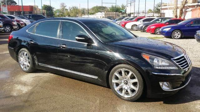 Hyundai Equus For Sale In Asheville Nc Carsforsale Com