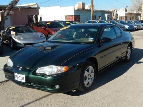 Chevrolet Monte Carlo For Sale Nebraska - Carsforsale.com