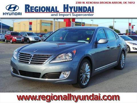 Regional Hyundai - Used Cars - Broken Arrow OK Dealer