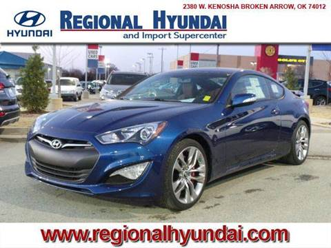 Regional Hyundai Hyundai Dealer Broken Arrow Ok New