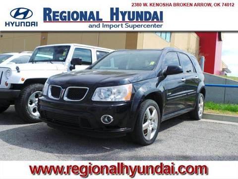 Pontiac Torrent For Sale Oklahoma Carsforsale Com