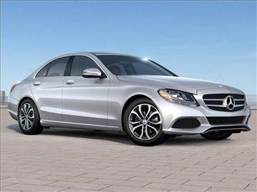 2016 mercedes benz c class for sale for Mercedes benz bethesda md