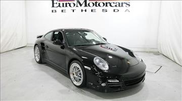 2011 porsche 911 for sale for Euro motors bethesda maryland