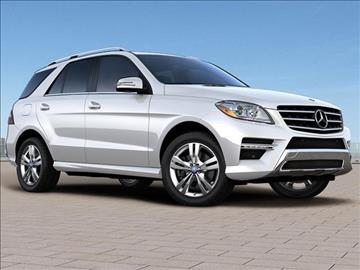 Used mercedes benz m class for sale maryland for Used mercedes benz for sale in md