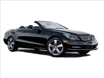 2013 Mercedes-Benz E-Class for sale in Bethesda, MD
