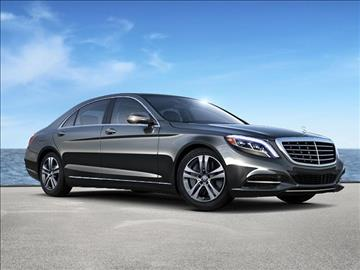 2017 Mercedes-Benz S-Class for sale in Bethesda, MD