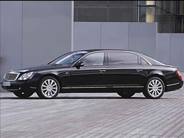 2009 Maybach 62 for sale in Bethesda, MD