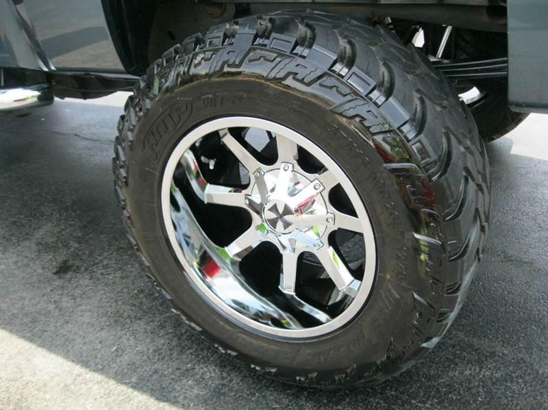 2012 Chevrolet Silverado 1500 4x4 LT 4dr Crew Cab 5.8 ft. SB - Ashland City TN