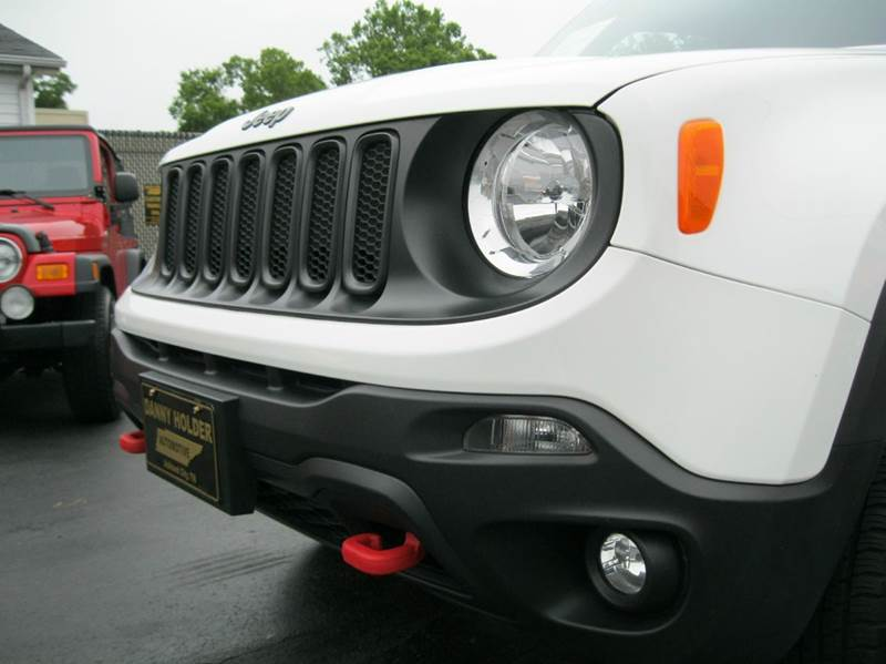 2016 Jeep Renegade 4x4 Trailhawk 4dr SUV - Ashland City TN