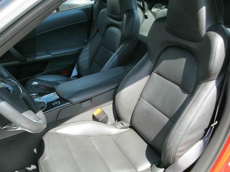 2012 Chevrolet Corvette 2dr Coupe w/1LT - Ashland City TN
