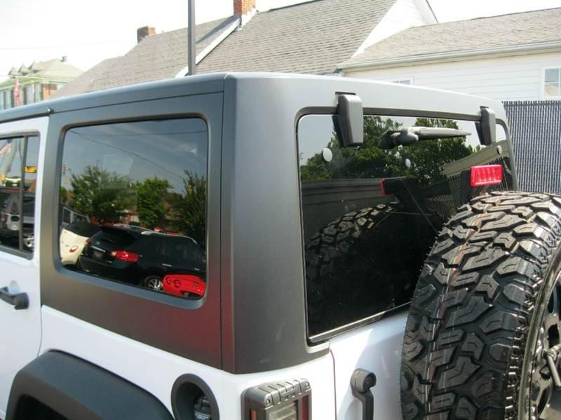 2015 Jeep Wrangler Unlimited Sport 4x4 4dr SUV - Ashland City TN