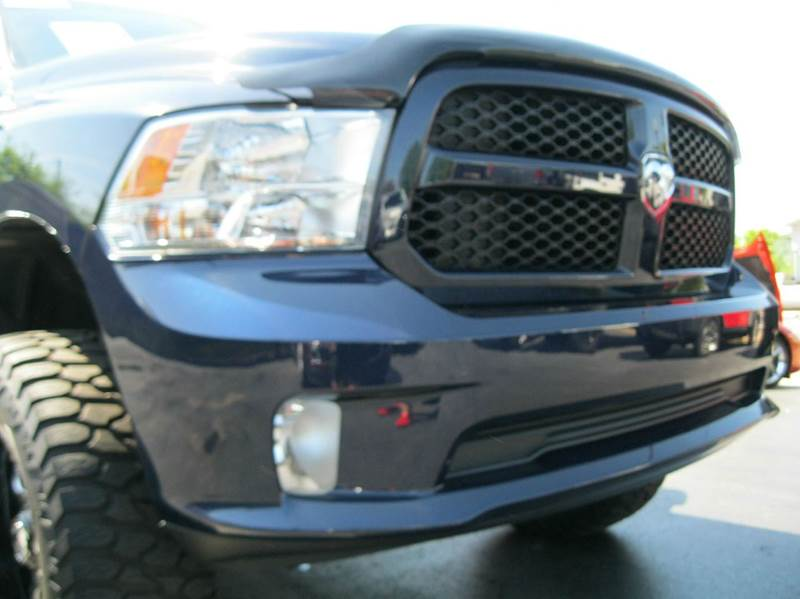 2014 RAM Ram Pickup 1500 4x4 Tradesman 4dr Crew Cab 5.5 ft. SB Pickup - Ashland City TN