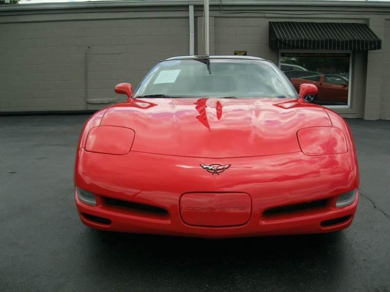 2002 Chevrolet Corvette 2dr Coupe - Ashland City TN