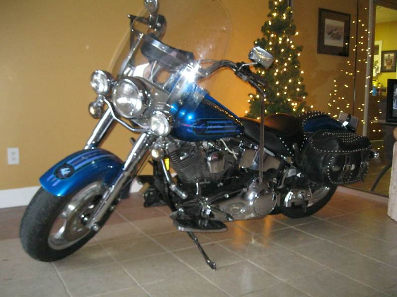 1995 Harley-Davidson Heritage Softail
