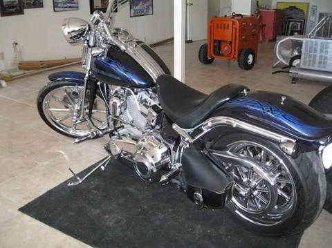 2007 Harley-Davidson Springer Softtail