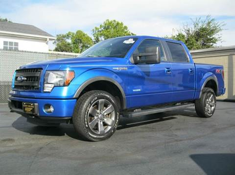 2013 Ford F-150 for sale in Ashland City, TN