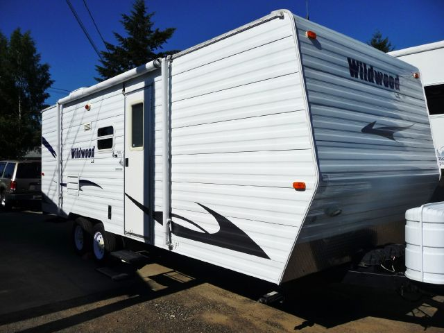 2009 Forest River Wildwood T23 BH