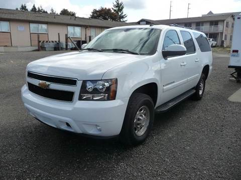 2007 Chevrolet Suburban for sale in Gig Harbor, WA
