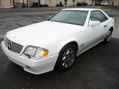 1995 Mercedes-Benz SL-Class for sale in Gig Harbor, WA