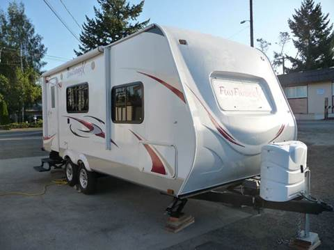 2012 Cruiser RV M210 Fun Finder X