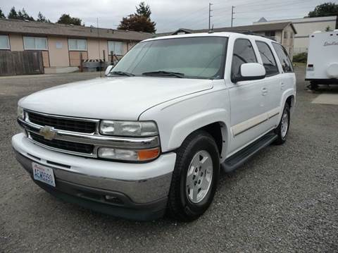 2005 Chevrolet Tahoe for sale in Gig Harbor, WA