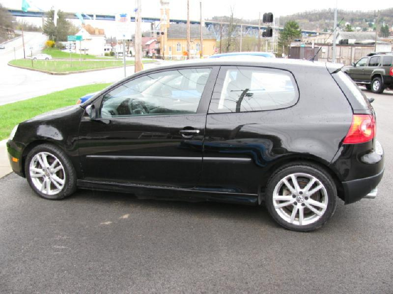 2007 Volkswagen Rabbit