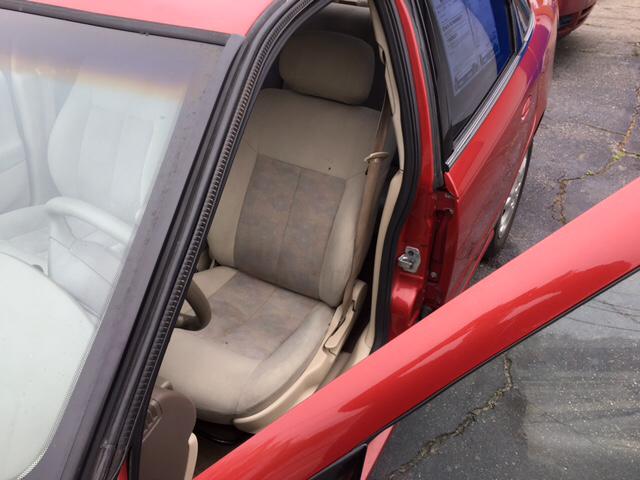 2003 Saturn L-Series L200 4dr Sedan - Haskell NJ