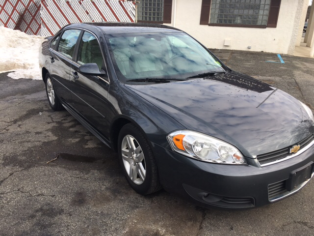 2011 Chevrolet Impala LT 4dr Sedan - Haskell NJ