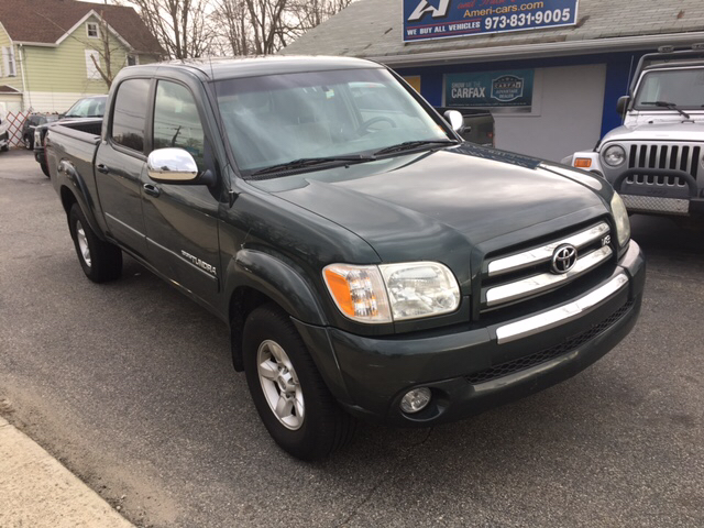 2006 Toyota Tundra Darrell Waltrip Edition 4dr Double Cab 4WD SB - Haskell NJ