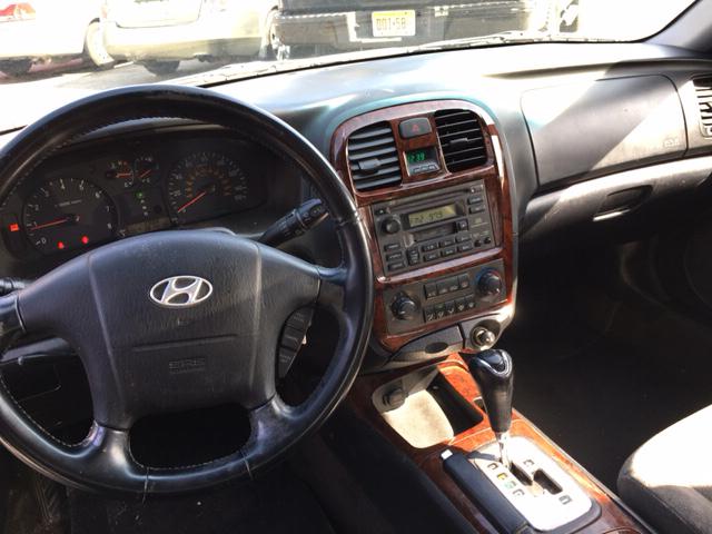 2003 Hyundai Sonata GLS 4dr Sedan - Haskell NJ