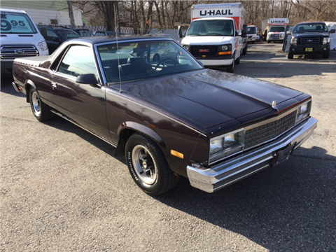 1986 GMC Caballero for sale in Haskell, NJ