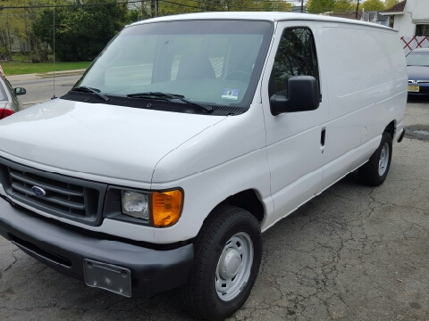 2005 Ford E-Series Cargo for sale in Haskell, NJ