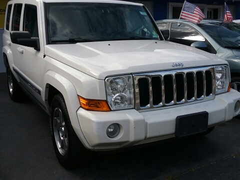 2010 Jeep Commander for sale in Haskell, NJ
