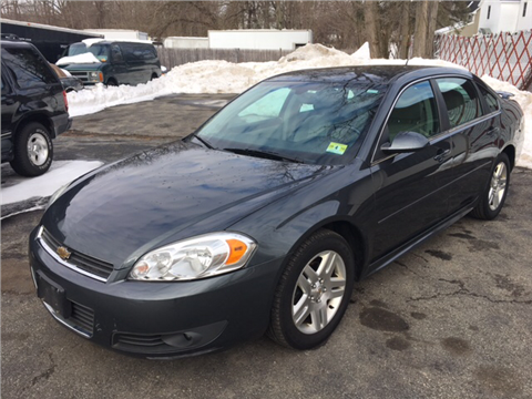 2011 Chevrolet Impala for sale in Haskell, NJ