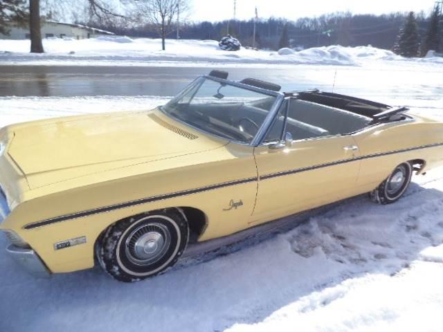 1968 Chevrolet impalla