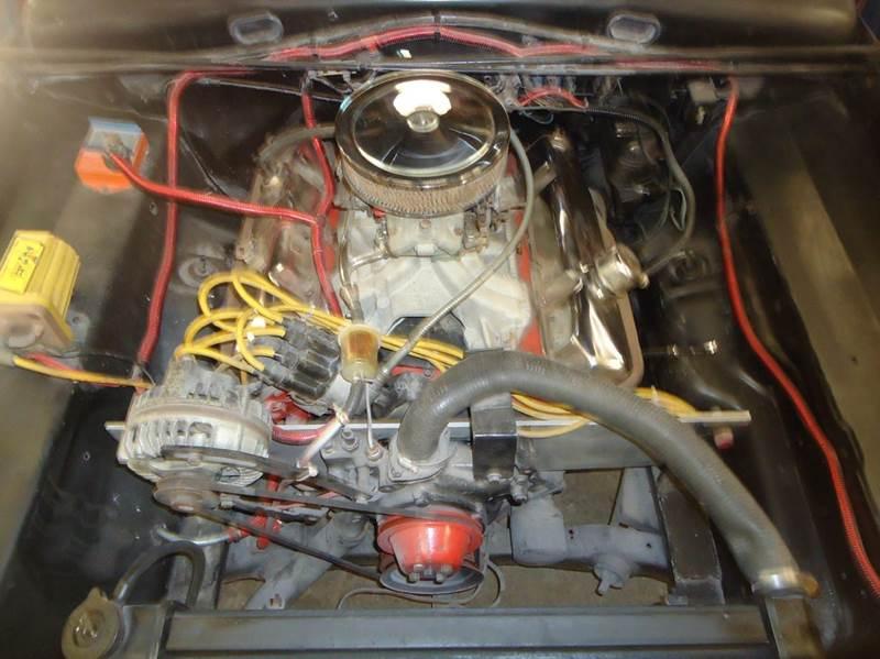 1965 Plymouth Valiant WAGON         BIG BLOCK - Jackson Michigan MI