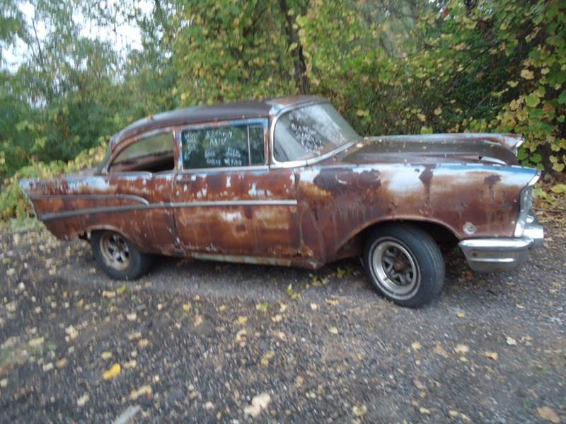 1957 Chevrolet 150 car for sale in Detroit