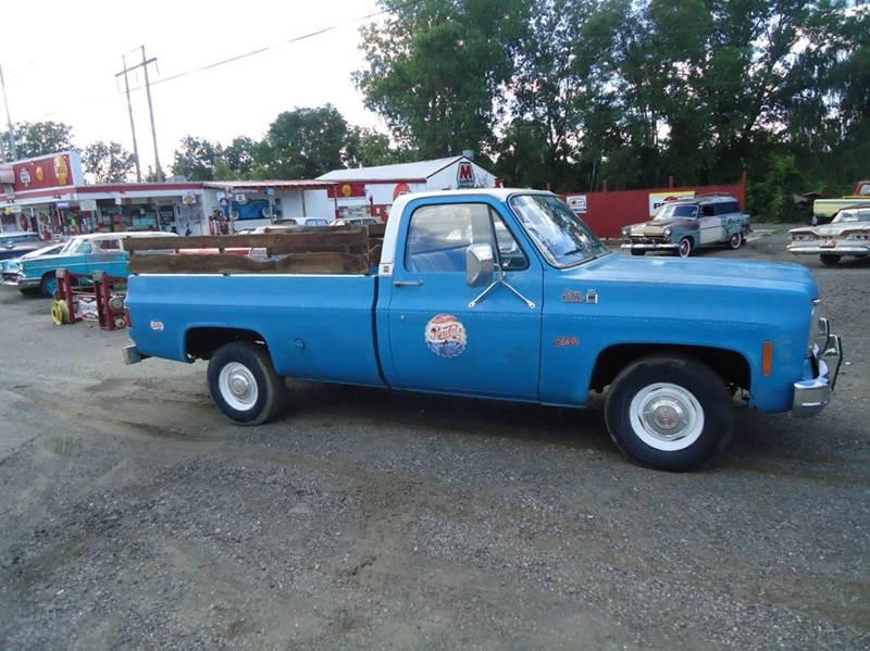 1978 GMC C/K 1500 Series  - Jackson Michigan MI