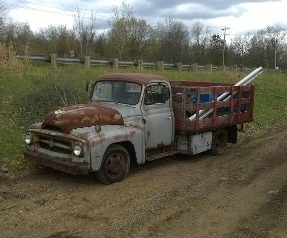 1954 International 1 Ton truck