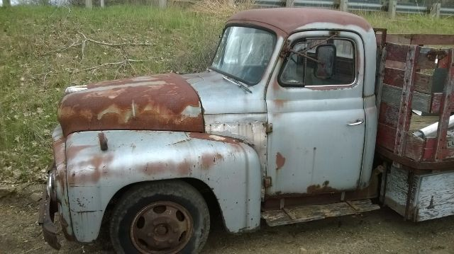 1954 International 1 Ton Truck Detroit Used Car for Sale