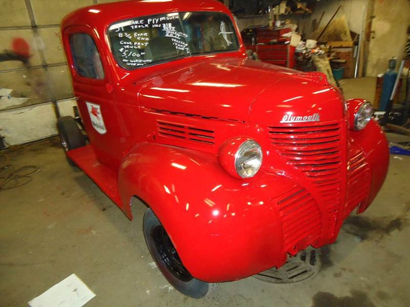 1939 Plymouth Deluxe Detroit Used Car for Sale