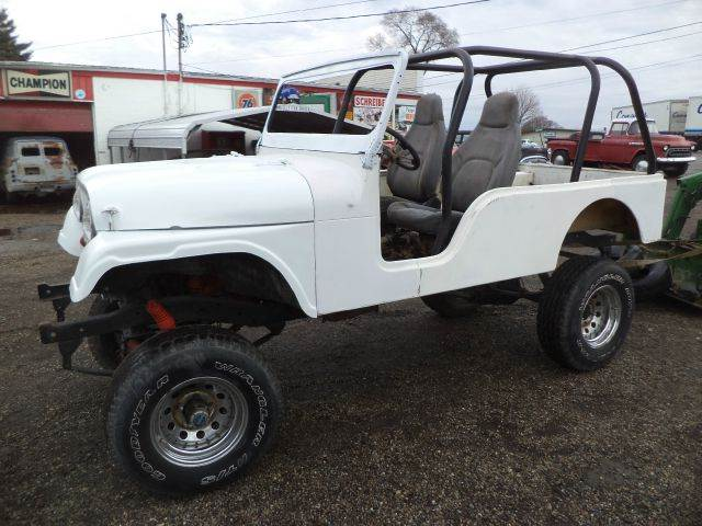 1966 Willys Cj-6 car for sale in Detroit