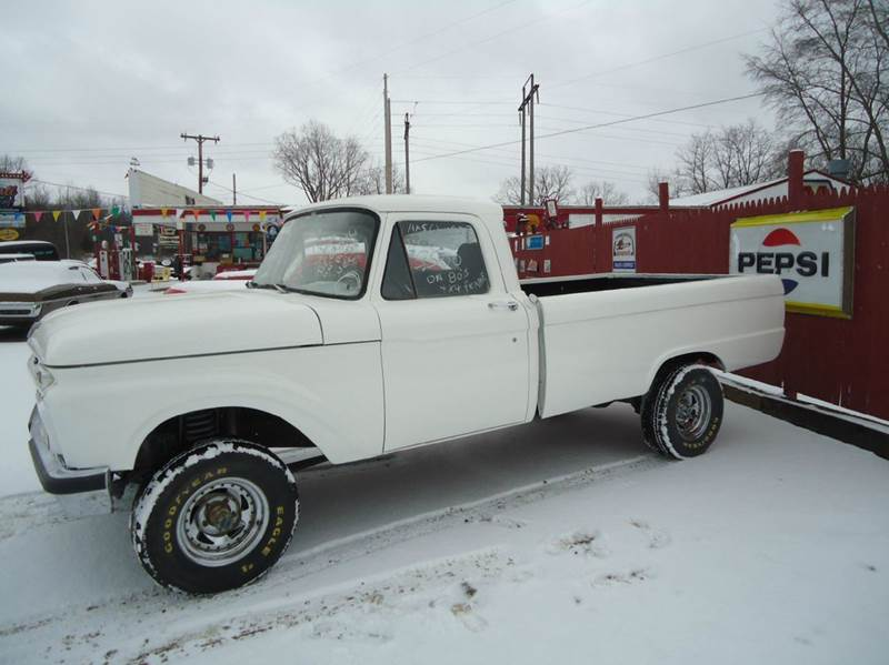 1965 Ford F-100 car for sale in Detroit