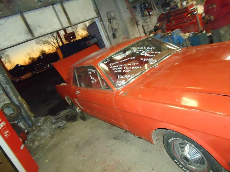 1965 Ford Mustang  - Jackson Michigan MI