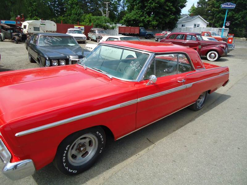 1965 Ford Fairlane  500 car for sale in Detroit