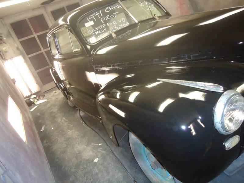 1941 Chevrolet 2 Dr Detroit Used Car for Sale